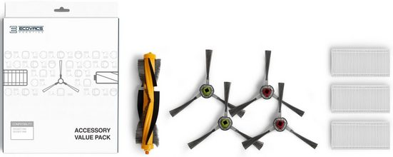 Ecovacs Zubehör-Set DEEBOT Buddy DR98-KTA, Zubehör für DEEBOT R98, R96