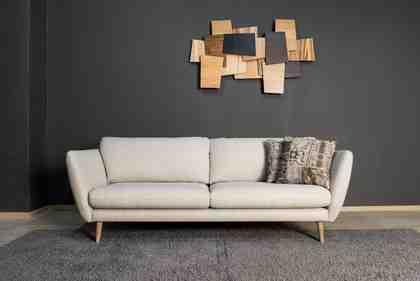 andas 3-Sitzer »Ronda« in skandinavischem Design