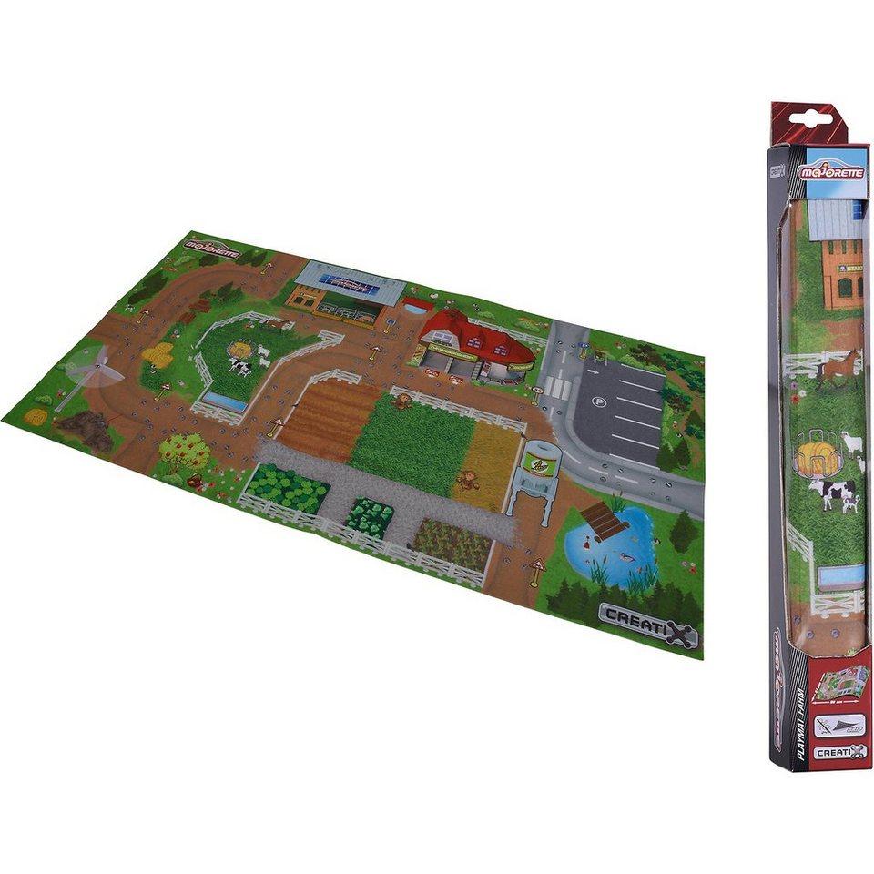 MajORETTE Creatix Playmat Farm online kaufen