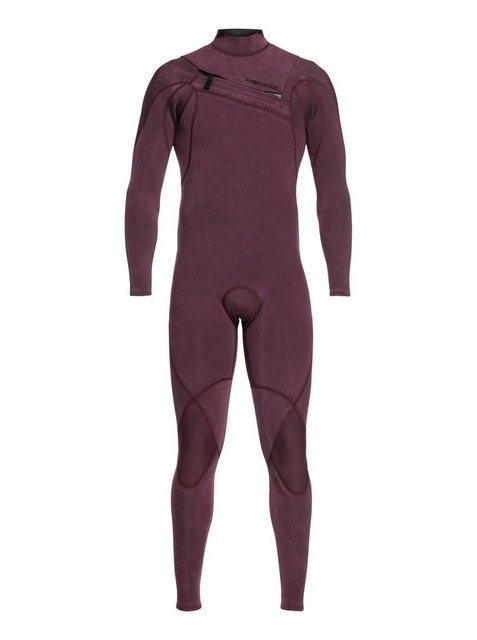 Quiksilver Chest Zip Neoprenanzug »4/3mm Highline Limited Monochrome«   Sportbekleidung > Sportanzüge > Sonstige Sportanzüge   Rosa   Fleece   Quiksilver