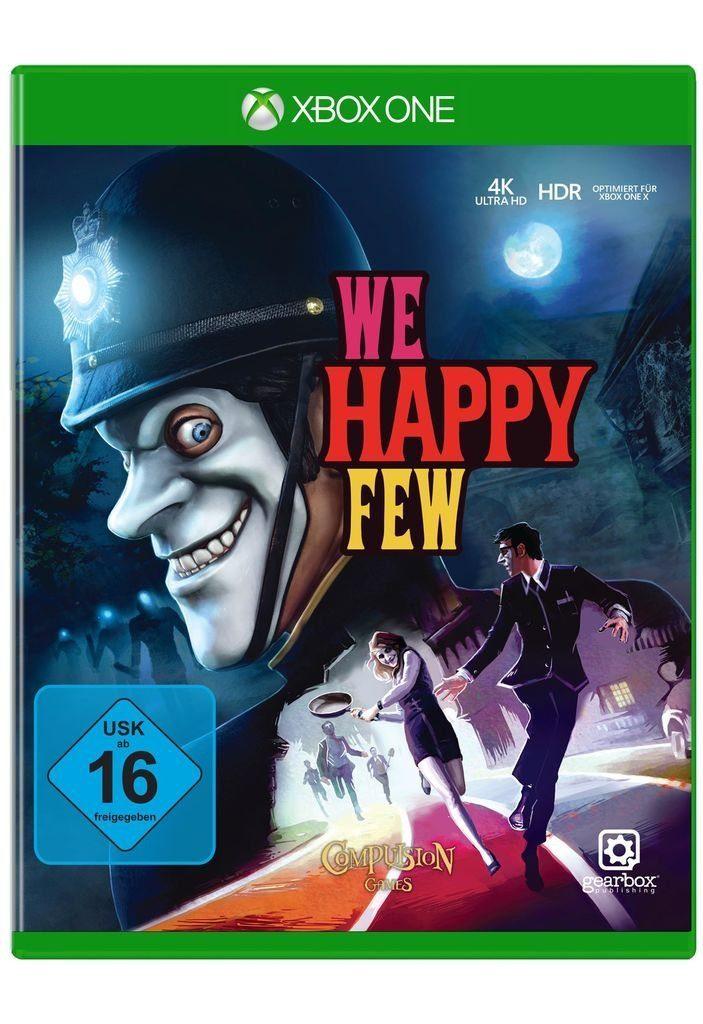 U&I XBOX One - Spiel »We Happy Few«