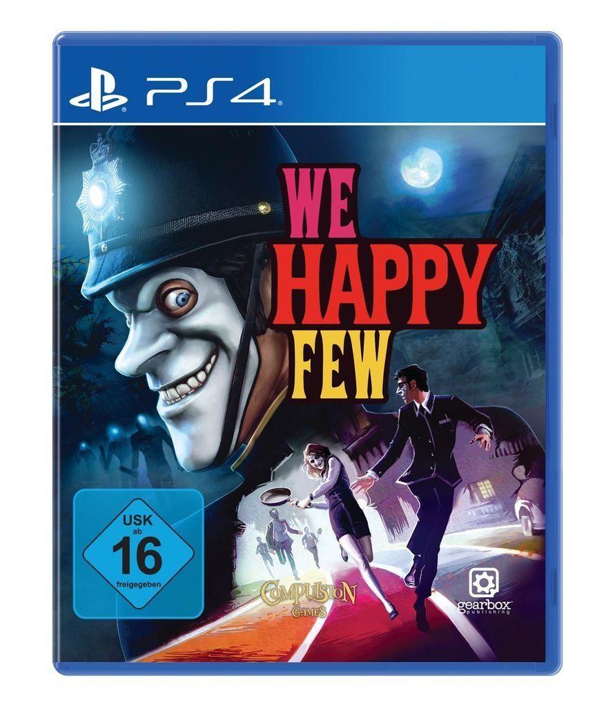 U&I Playstation 4 - Spiel »We Happy Few«