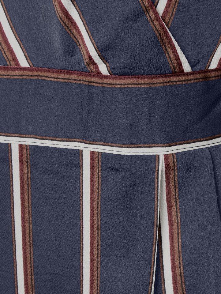 Sienna Bluse mit Streifen