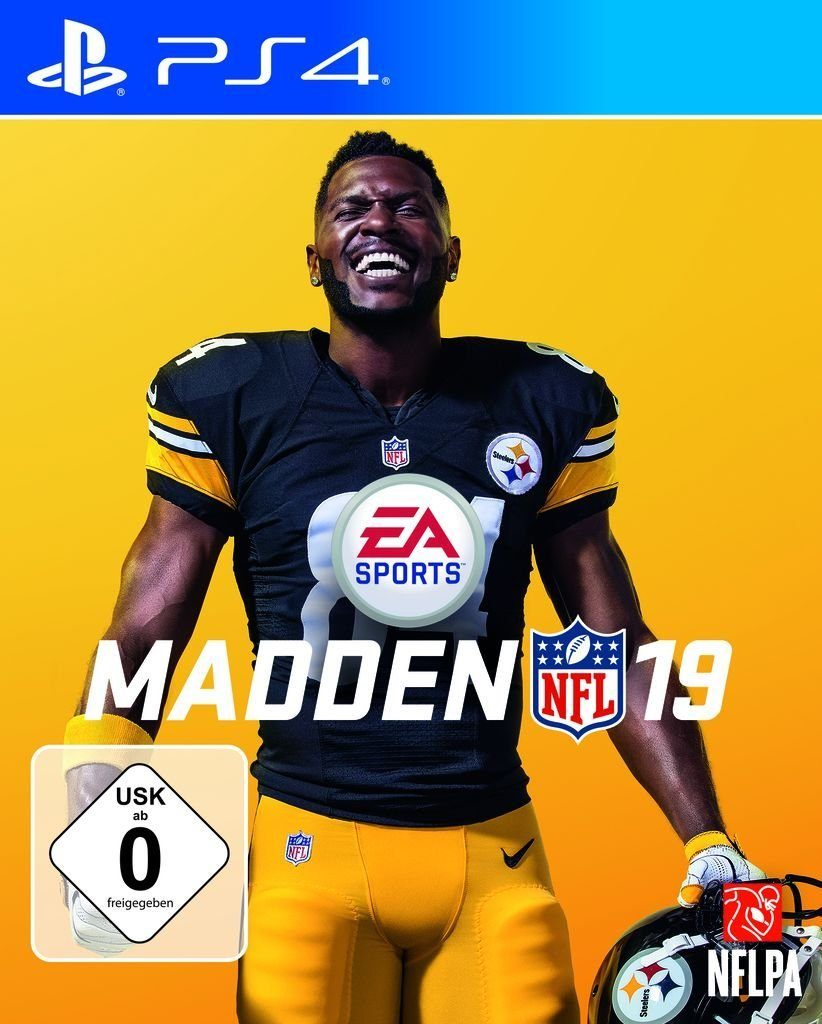 Electronic Arts Playstation 4 - Spiel »Madden NFL 19«