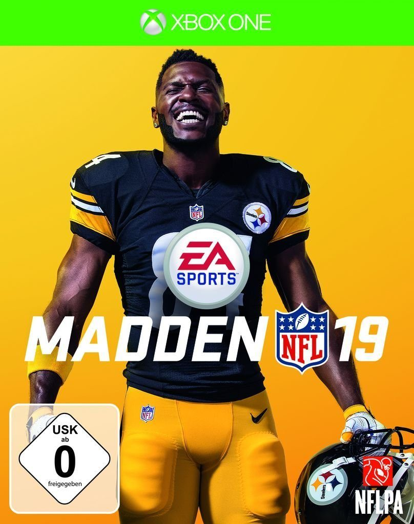 Electronic Arts XBOX One - Spiel »Madden NFL 19«