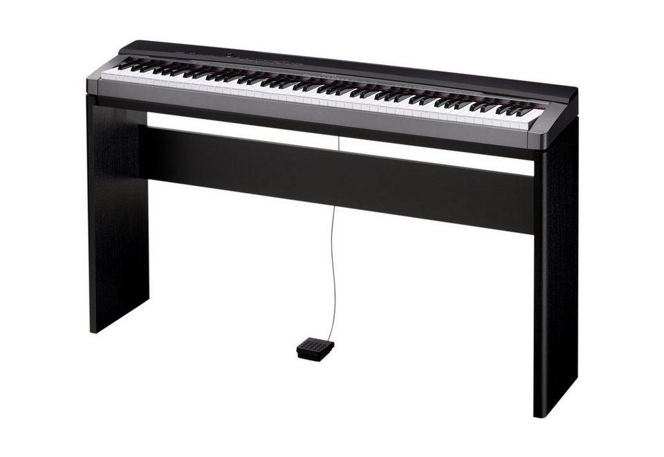Ständer für Digitalpiano, Casio®, »CS-67BK« in schwarz