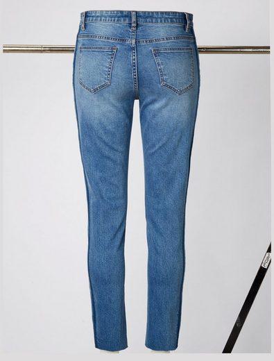 Reken Maar Jeans Mittlere Waschung