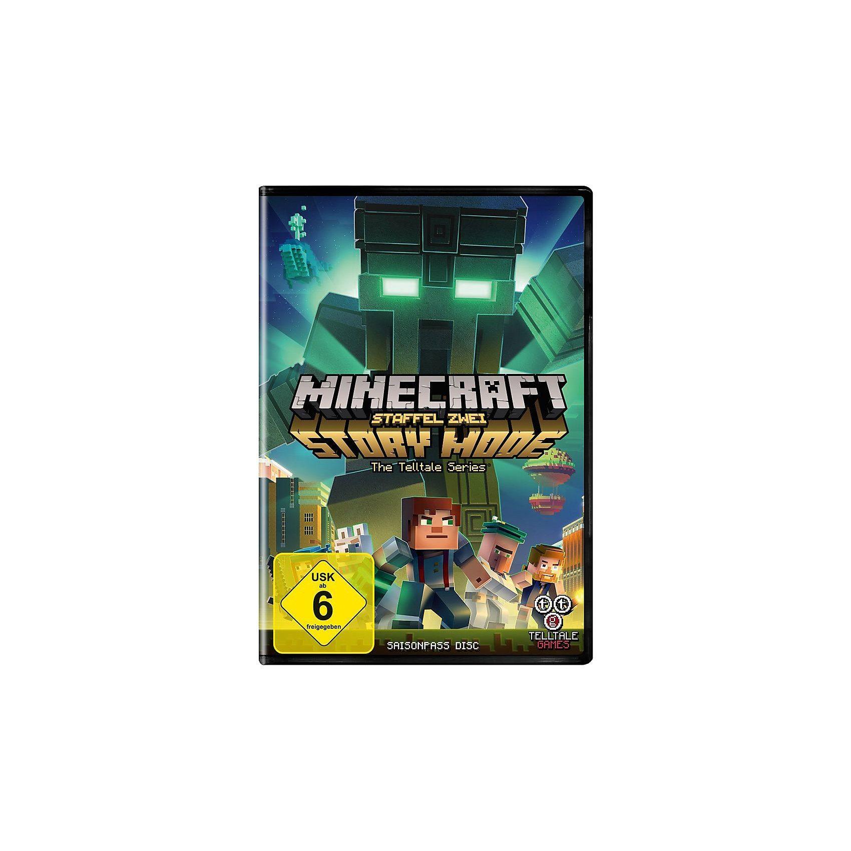 PC Minecraft Story Mode - Season 2 - Season Pass Disc