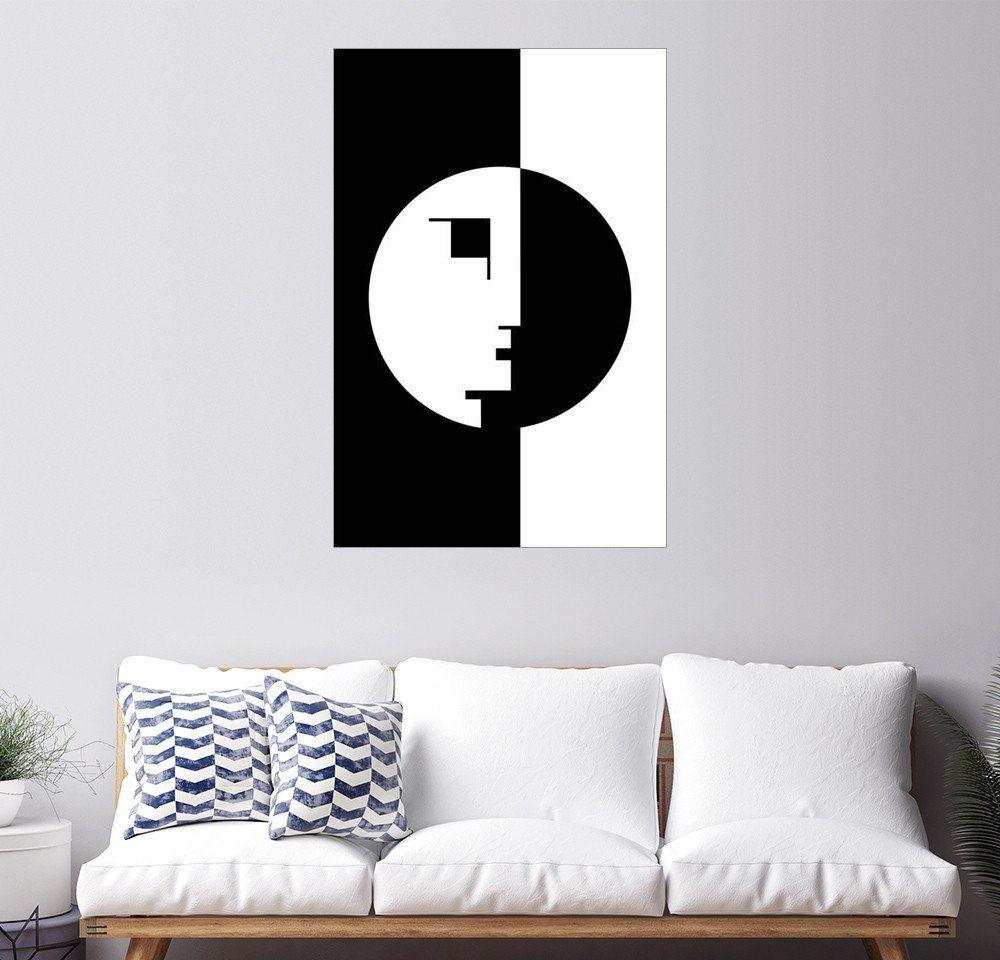 Posterlounge Wandbild - THE USUAL DESIGNERS »BAUHAUS!«