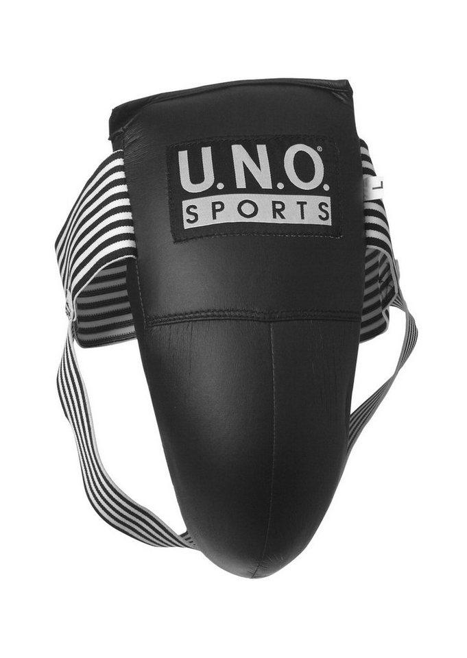 Tiefschutz, U.N.O.-Sports®, »Black Protect«
