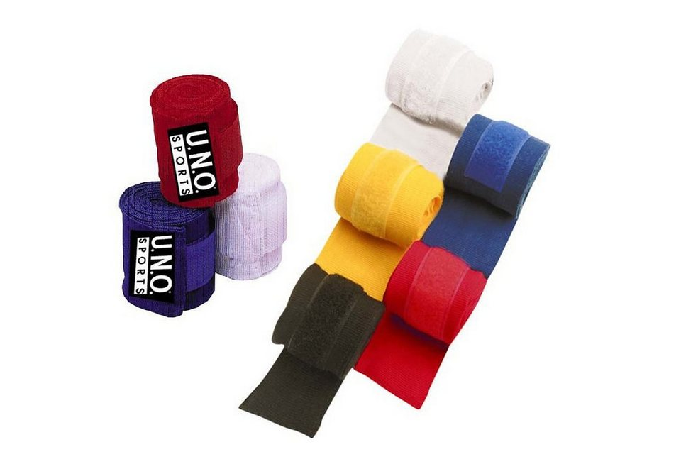 Boxbandage, U.N.O.-Sports®, »Club« in schwarz