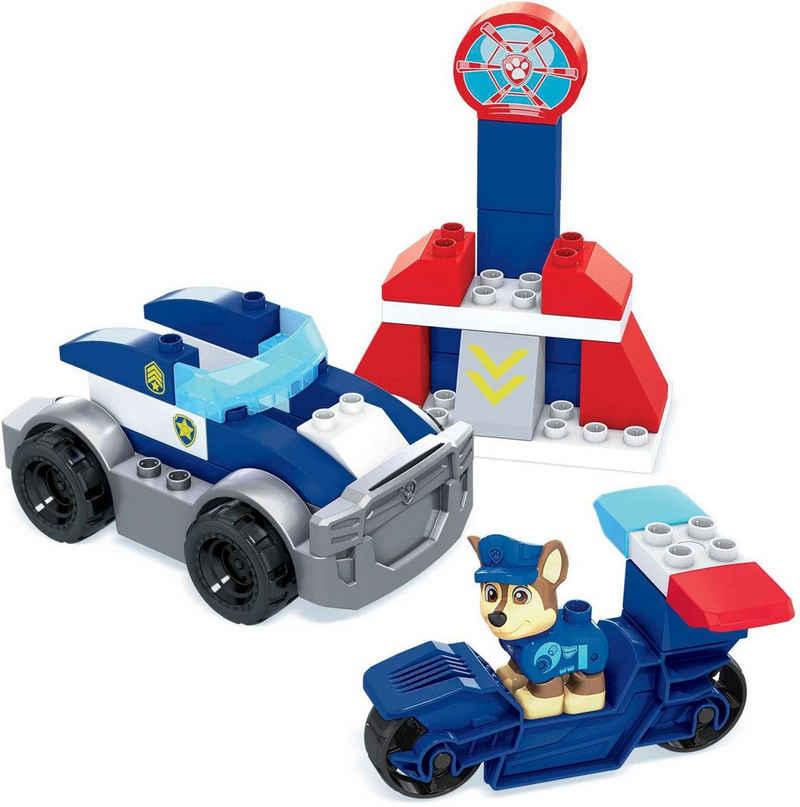 Mattel® Konstruktionsspielsteine »Paw Patrol - Chases Polizeifahrzeug - Mega Bloks - GYJ00«