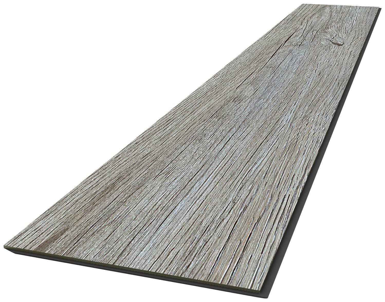 Vinylboden »Trento - Eiche grau«, 1200 x 180 mm, Stärke 4 mm, 2,6 m²
