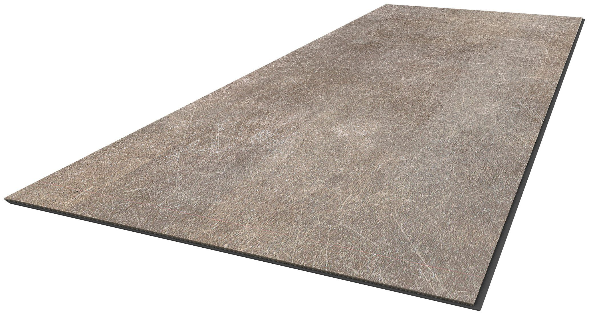 Vinylboden »Trento - Beton grau«, 60 x 30 cm, Stärke 4 mm, 3,34 m²