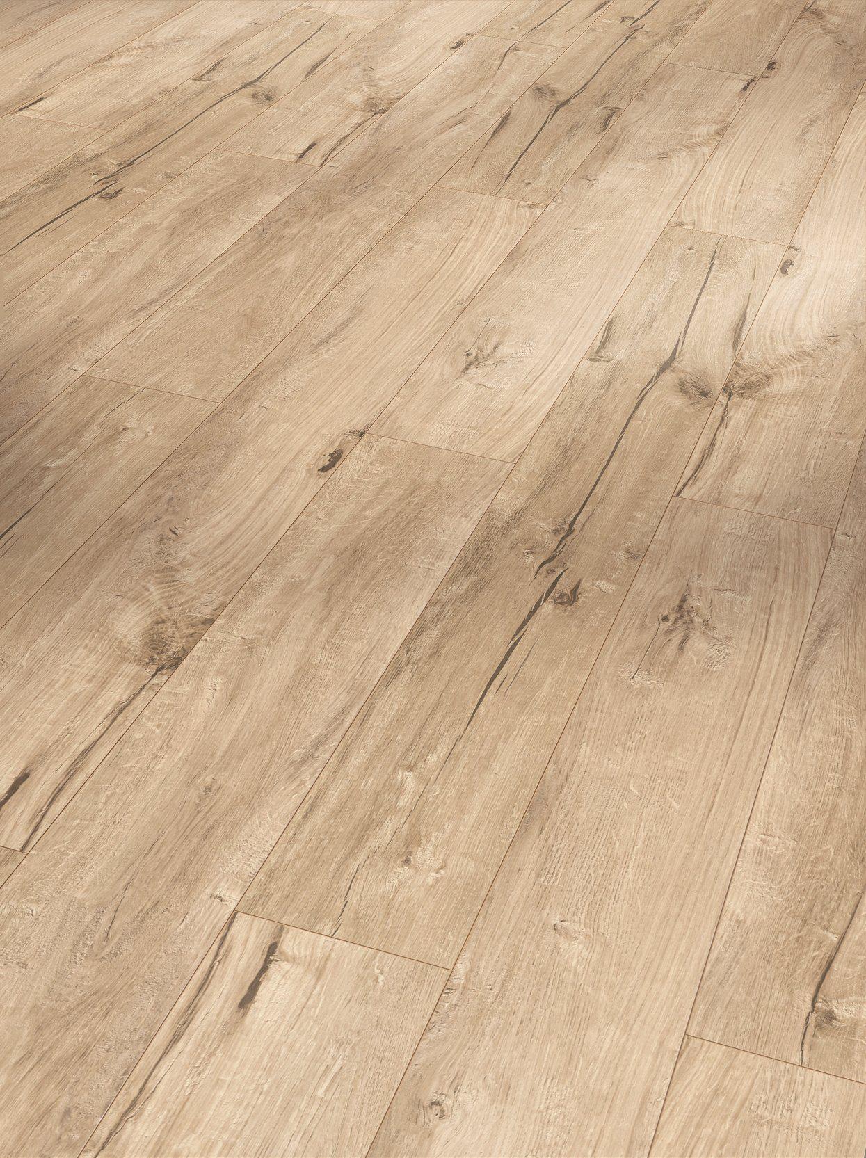 PARADOR Laminat »Trendtime 1 - Eiche Century Sand«, 1285 x 158 mm, Stärke: 8 mm