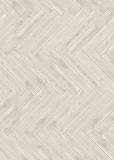 PARADOR Laminat »Trendtime 3 - Eiche Vintage Weiss«, 858 x 143 mm, Stärke: 8 mm