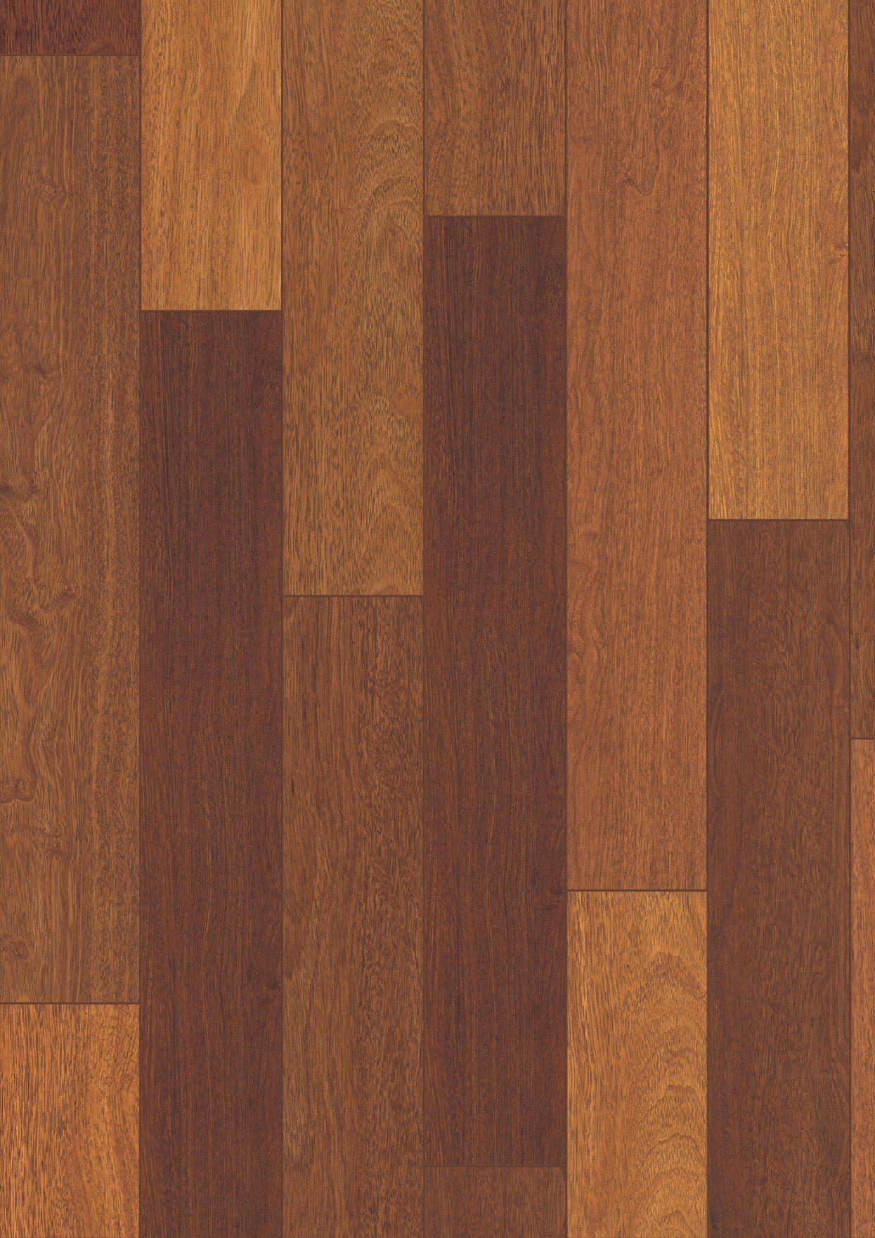 PARADOR Laminat »Classic 1050 - Merbau Holzstruktur«, 1285 x 194 mm, Stärke: 8 mm