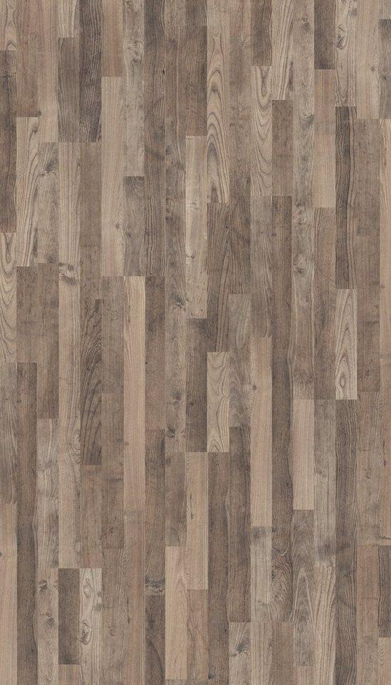 PARADOR Laminat »Classic 1050 - Esche gealtert«, 1285 x 194 mm, Stärke: 8 mm | Baumarkt > Bodenbeläge > Laminat | Braun | PARADOR