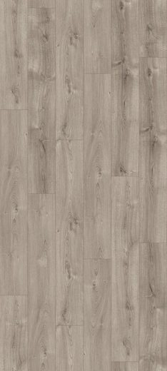 PARADOR Laminat »Classic 1070 - Eiche Valere perlgrau«, 1285 x 194 mm, Stärke: 9 mm
