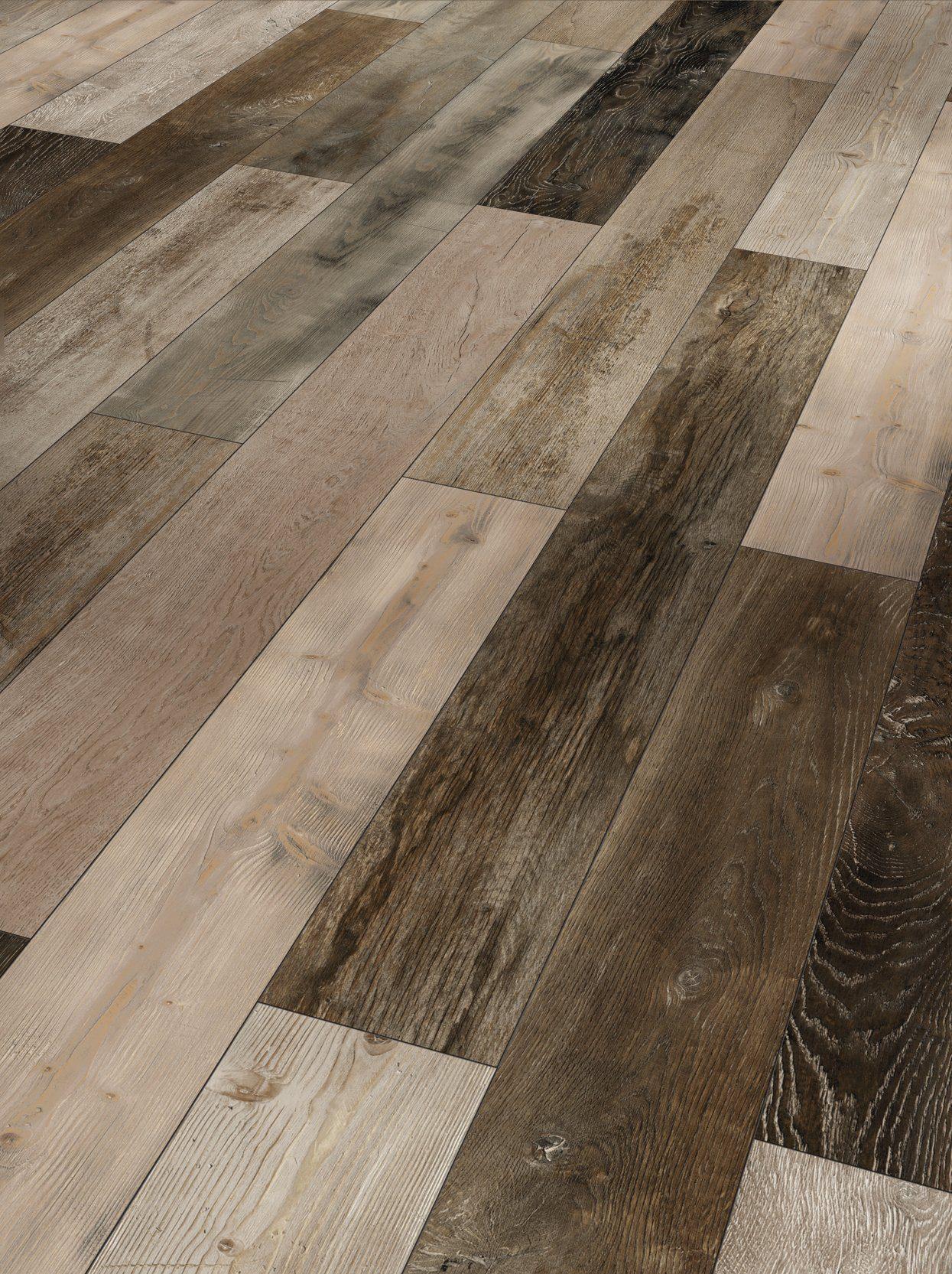 PARADOR Laminat »Trendtime 1 - Shufflewood wild«, 1285 x 158 mm, Stärke: 8 mm