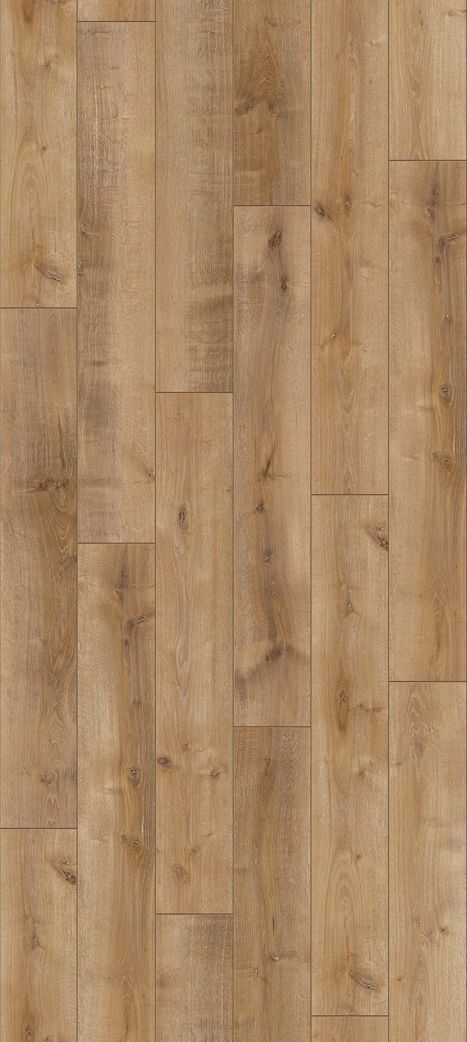 PARADOR Laminat »Classic 1050 - Eiche Monterey leicht geweißt«, 1285 x 194 mm, Stärke: 8 mm