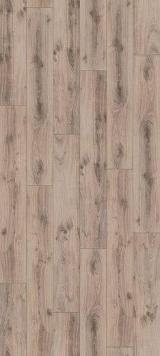PARADOR Laminat »Classic 1050 - Eiche Tradition Grau-beige«, 1285 x 194 mm, Stärke: 8 mm