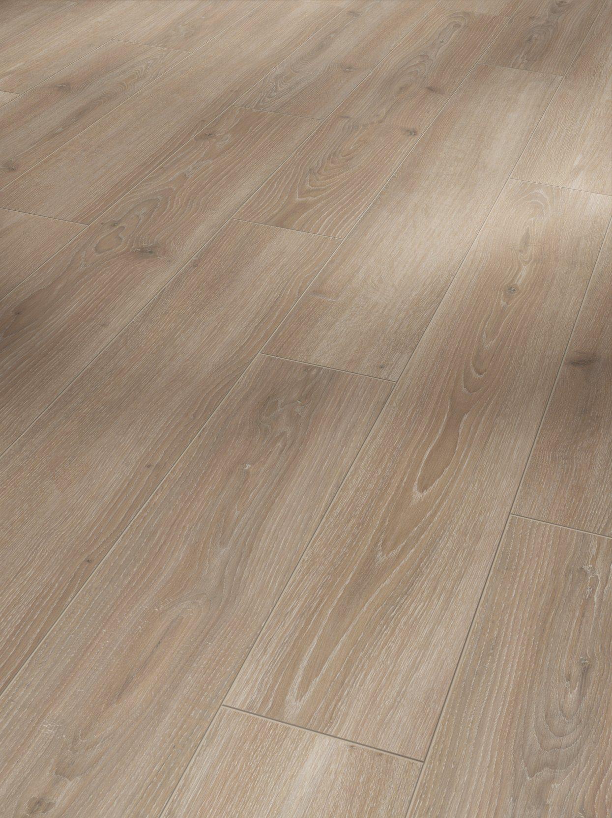 PARADOR Laminat »Classic 1050 - Eiche Skyline perlgrau«, 1285 x 194 mm, Stärke: 8 mm