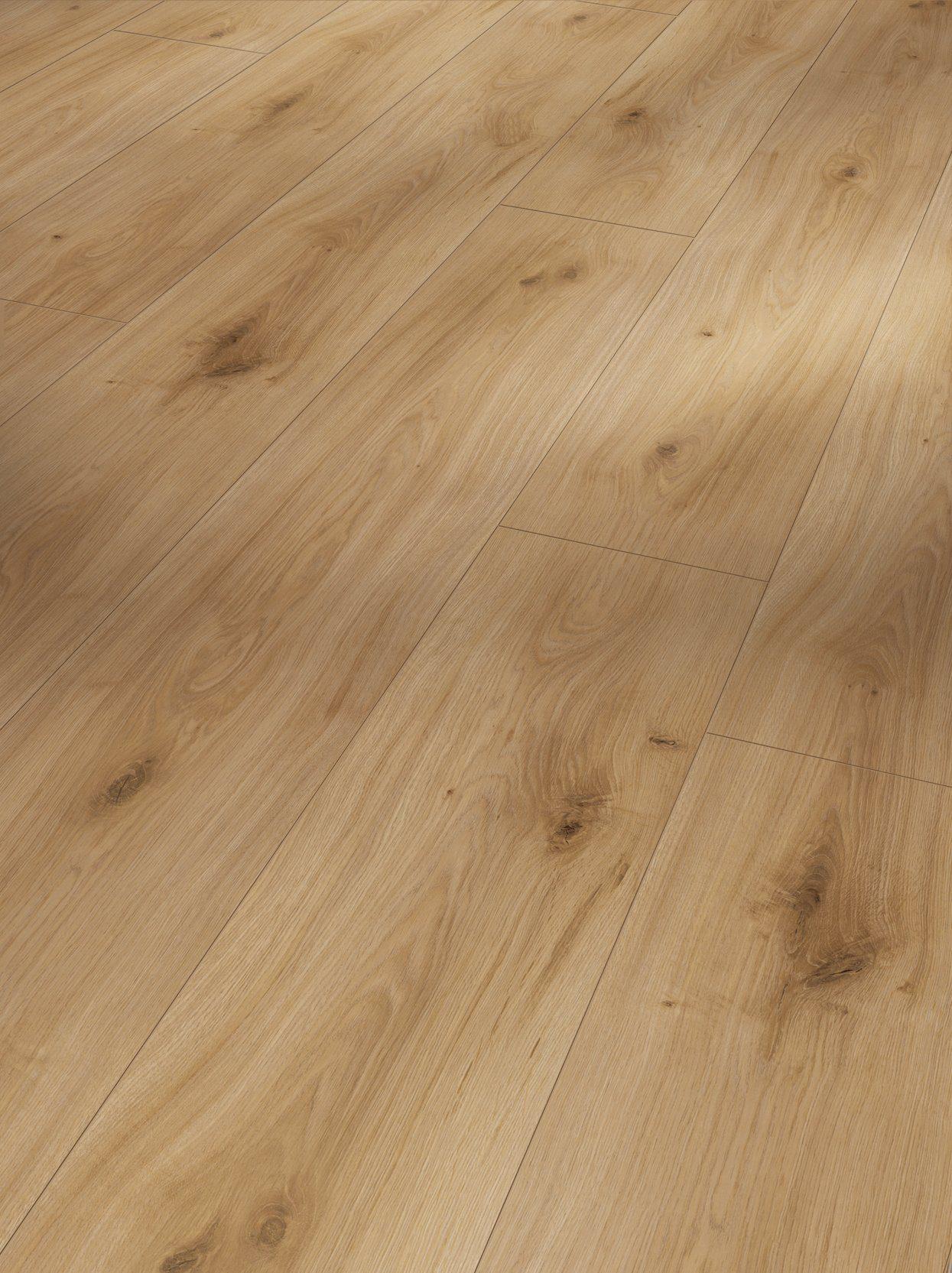PARADOR Laminat »Basic 600 - Eiche Horizont Natur«, 1285 x 243 mm, Stärke: 8 mm