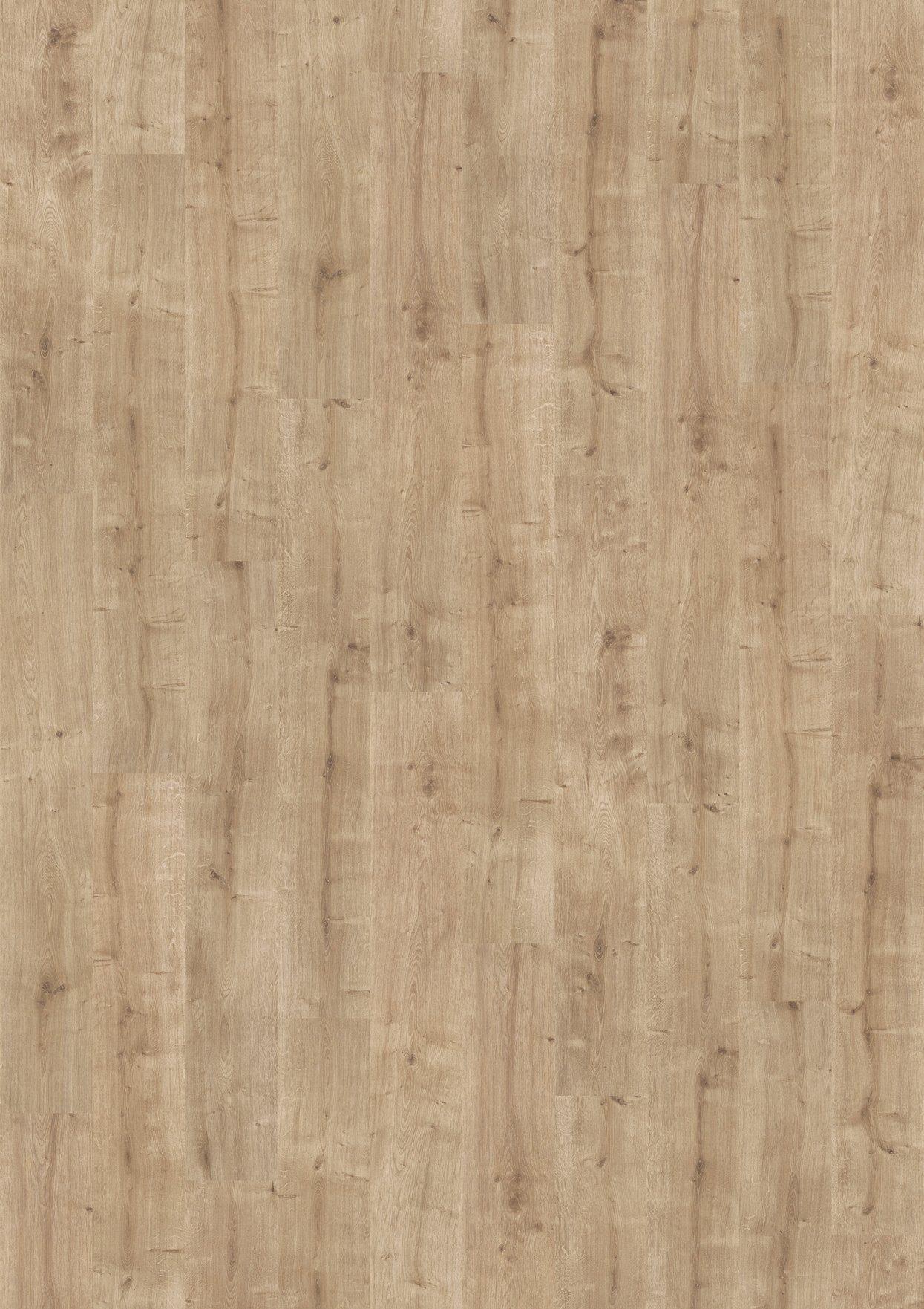 PARADOR Laminat »Basic 400 - Eiche geschliffen«, 1285 x 194 mm, Stärke: 8 mm