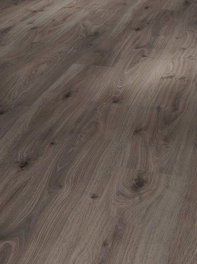 PARADOR Laminat »Basic 400 - Eiche geräuchert weiss geölt«, 1285 x 194 mm, Stärke: 8 mm