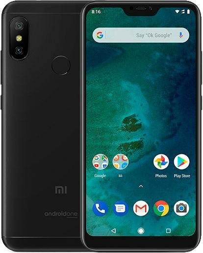 xiaomi mi a2 lite dual sim smartphone 14 6 cm 5 8 zoll. Black Bedroom Furniture Sets. Home Design Ideas