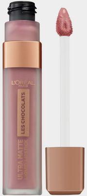 L'ORÉAL PARIS Lippenstift »Ultra Matte Les Chocolats«