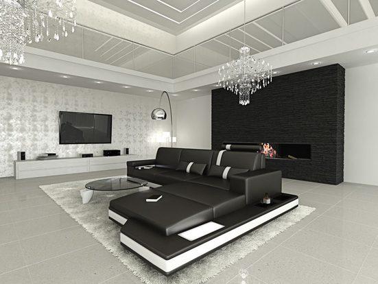 Sofa Dreams Sofa »Messana«, L Form