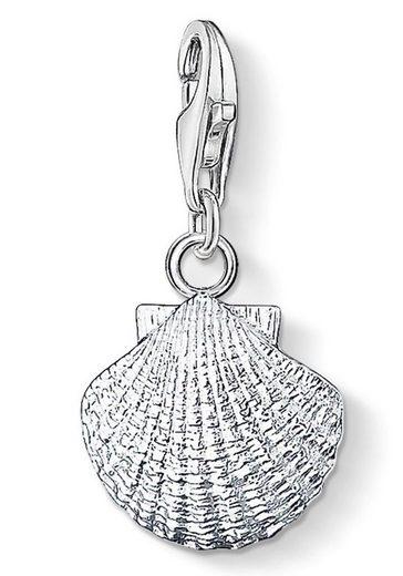 THOMAS SABO Charm-Einhänger »Muschel, 0803-001-12«