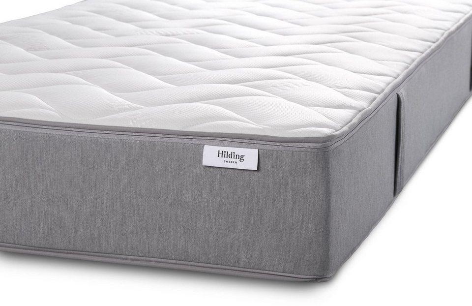 komfortschaummatratze pure twocore hilding sweden 22 cm hoch raumgewicht 40 1 tlg 2. Black Bedroom Furniture Sets. Home Design Ideas