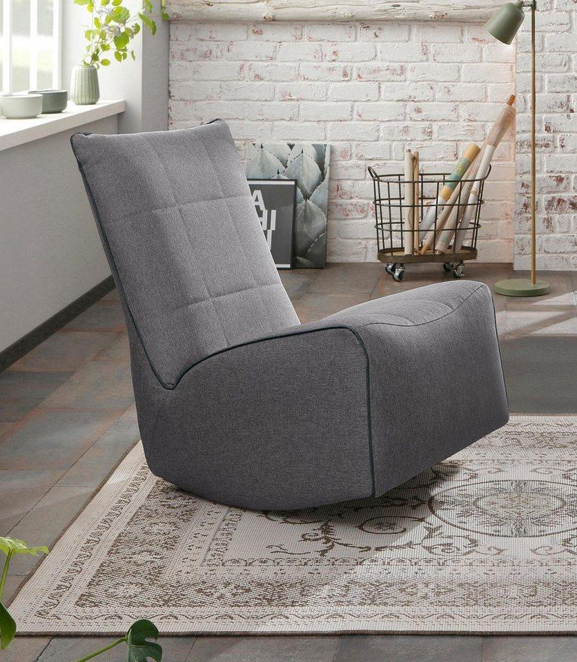 home affaire relaxsessel relax flex mit leichter schaukelfunktion mit und ohne hocker online. Black Bedroom Furniture Sets. Home Design Ideas