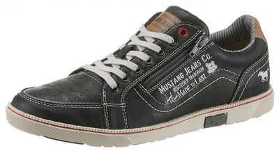 42a91b0af9e0 Mustang Shoes Sneaker mit seitlichem Reißverschluss