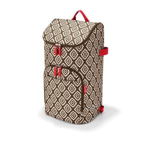 REISENTHEL® Einkaufstrolley »citycruiser bag Diamonds Mocha 45 L«