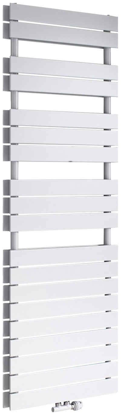 Ximax Badheizkörper »P2 Duplex 1720 mm x 600 mm«, 1606 Watt, Mittenanschluss, weiß