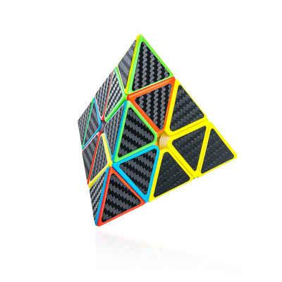 digitCUBE Lernspielzeug »Zauberwürfel - Speedcube für leichte und schnelle Drehungen«
