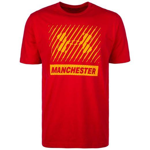 Under Armour® Trainingsshirt »Heatgear Manchester Big Logo«