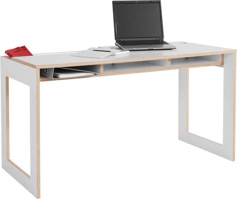 OTTO products Schreibtisch »Fynnjard«, Designed by Michael Hilgers, ideal für Home-Office, ausgezeichnet durch Best of Interior 2021