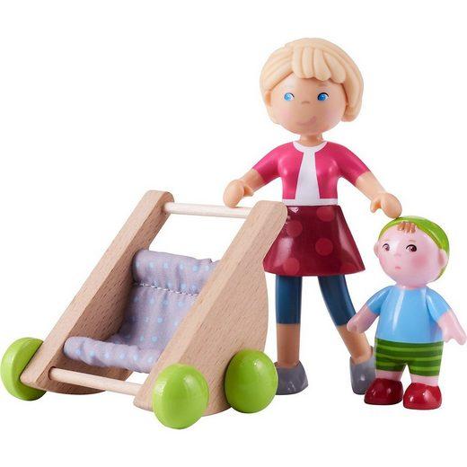 Haba Puppenhausmöbel »HABA 305594 Little Friends – Mama Melanie und«