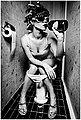 Art & Pleasure Metallbild »Shabby woman 1«, Menschen, Bild 1