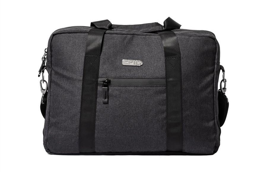 epic -  Laptoptasche »Dynamic Brief, Black«, für Laptops bis 15,6 Zoll