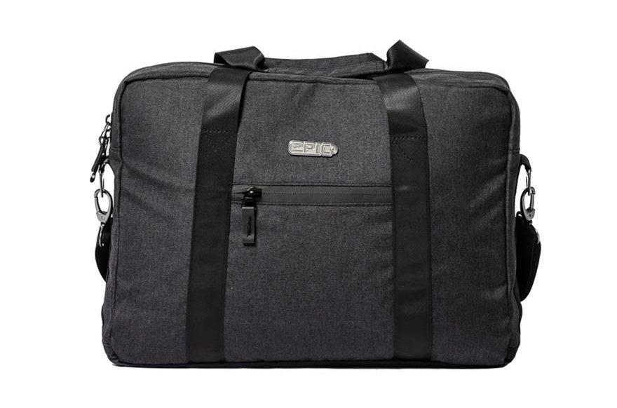 epic -  Laptoptasche »Dynamik Brief, Black«, für Laptops bis 15,6 Zoll