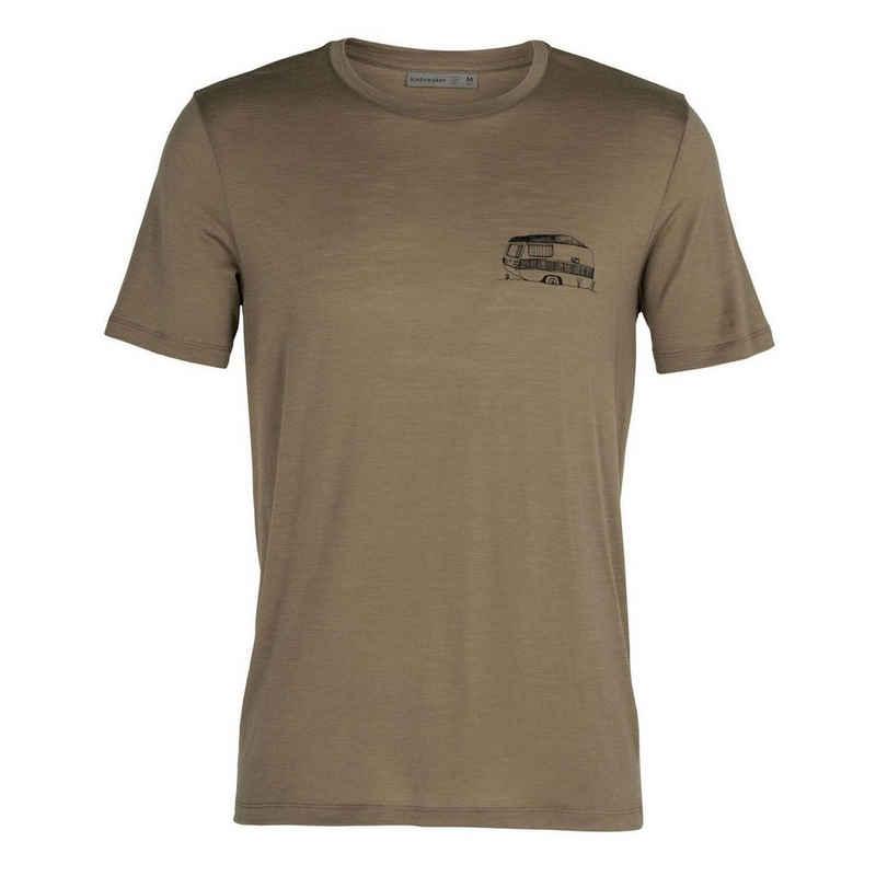 Icebreaker Kurzarmshirt »Herren T-Shirt Tech Lite Crewe The Good Life«