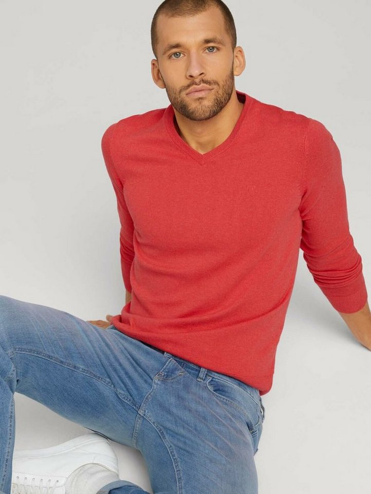 tom tailor -  Strickpullover »Basic Strickpullover«