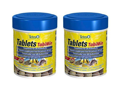 Tetra Fischfutter »Tabi Min«, 2x275 Tabletten