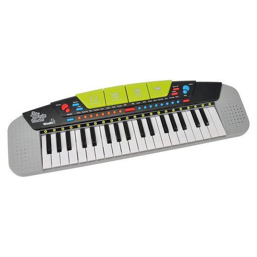 SIMBA Spielzeug-Musikinstrument »Keyboard Modern Style«